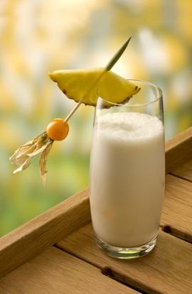 Receita de Batida de Coco sem Álcool e Leite Refrescante - batida-de-coco-sem-alcool-e-leite-refrescante