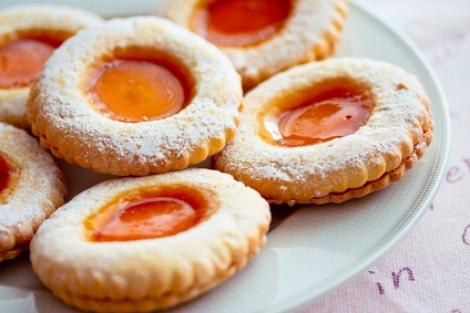 Receita de Biscoito de Damasco - biscoito-de-damasco