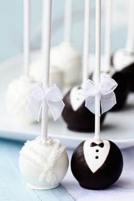 Receita de Cake Pops Noivinhos - cake-pops-noivinhos