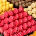 Recheios Coloridos para Macarons