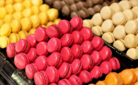 Receita de Recheios Coloridos para Macarons