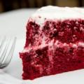 Bolo Veludo Vermelho - receita Red Velvet