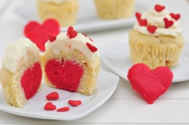 Receita de Cupcake Surpresa - cupcake-surpresa