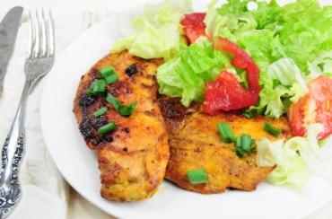 Receita de Filé de Frango com Legumes - file-de-frango-com-legumes