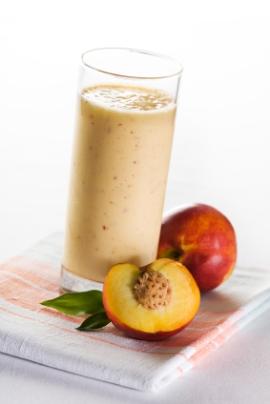 Receita de Milk-Shake de Pêssego - milk-shake-de-pessego
