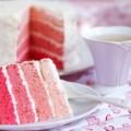 Bolo Sombreado - Ombré Cake