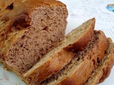 Receita de Pão de Chocolate - pao-de-chocolate