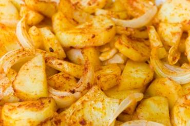Receita de Batatas Rústicas - batatas-rusticas
