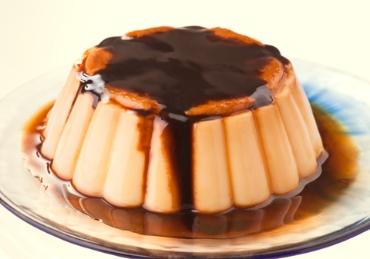 Receita de Flan de Baunilha com Calda de Chocolate - flan-de-baunilha-com-calda-de-chocolate