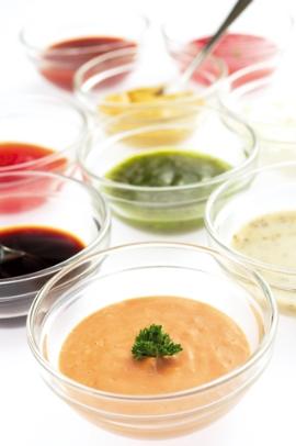 Receita de Molhos para Saladas