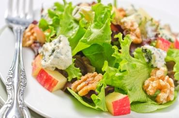 Receita de Salada Waldorf (Duas opções) - salada-waldorf-duas-opcoes
