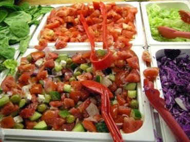 Receita de Saladas Deliciosas - saladas-deliciosas