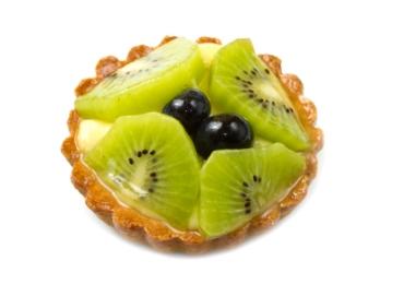 Receita de Tortinha de Kiwi - tortinha-de-kiwi