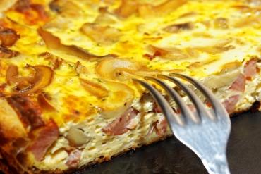 Receita de Torta de Queijo e Presunto - torta-de-queijo-e-presunto