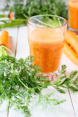 Receita de Batida mix de iogurte, laranja e cenoura - batida-mix-de-iogurte-laranja-e-cenoura