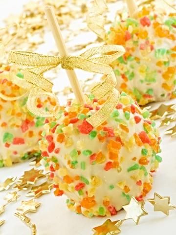 Receita de Maçãs de Natal - macas-de-natal