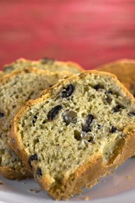 Receita de Pão Rústico de Azeitona - pao-rustico-de-azeitona