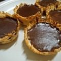 Tartar de Chocolate e Coco