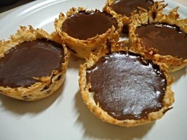Receita de Tartar de Chocolate e Coco - tartar-de-chocolate-e-coco