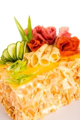 Receita de Torta de Salame e Queijos - torta-de-salame-e-queijos