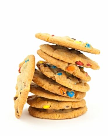 Receita de Cookie Colorido - cookie-colorido
