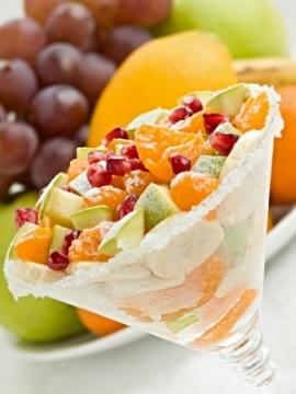 Salada de Frutas Réveillon