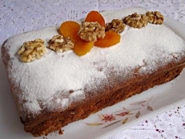 Receita de Bolo de Maçã e Frutas - bolo-de-maca-e-frutas