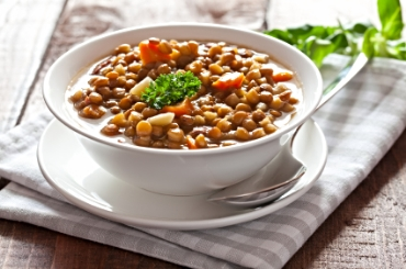 Receita de Lentilha da Sorte - lentilha-da-sorte