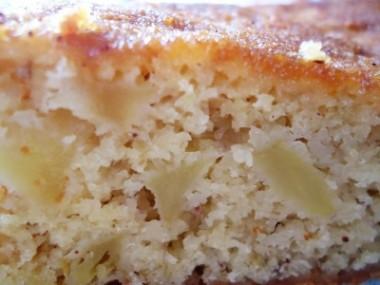 Receita de Bolo de Maçã com Fibras - Bolo-de-maçã-com-fibras-2-380x285
