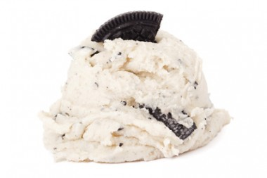 Receita de Sorvete com Biscoito - Sorvete-com-biscoito-380x253