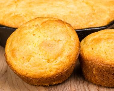 Receita de Muffin de Milho - Muffin-de-milho-380x304