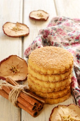 Receita de Biscoito de Maçã Diet - Biscoito-de-maçã-diet-265x400