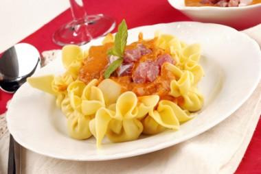 Receita de Fagottini à Bolonhesa e de Queijo - Fagottini-à-bolonhesa-e-de-queijo-380x254