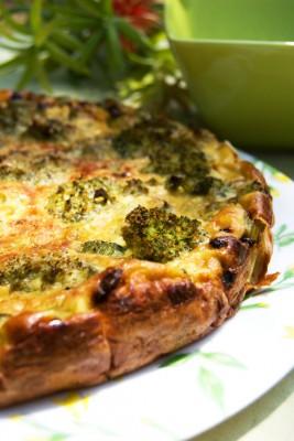 Receita de Torta de Brócolis - Torta-de-brócolis-267x400