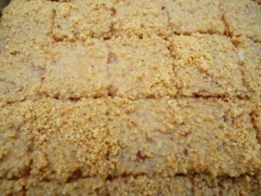 Receita de Bolo Úmido e Gelado de Amendoim - Bolo-umido-e-gelado-de-amendoim-2-380x285
