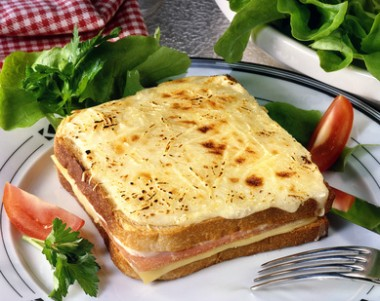 Receita de Croque Monsieur - Croque-Monsieur-380x301