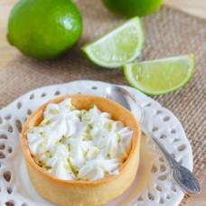 Tortinha Trufada de Limão