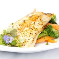 Bacalhau com Brócolis