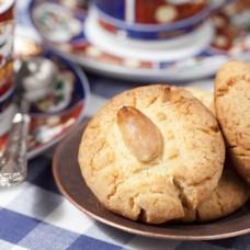 Biscoito Crocante de Amêndoas