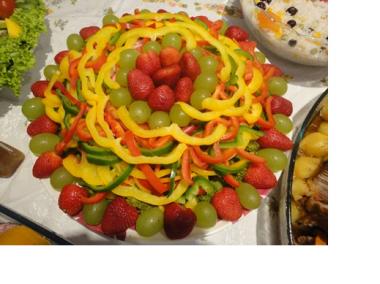Receita de Salada Festiva de Natal - Salada-Festiva-de-Natal-380x284