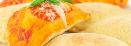 Calzone de Abobrinha