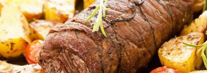 Rocambole Especial de Carne