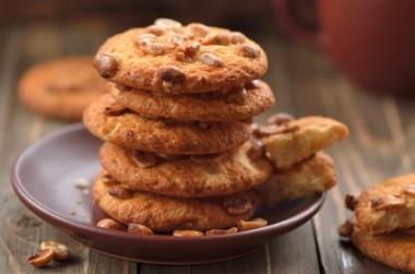 Receita de Cookies de Amendoim - Cookies-de-amendoim-380x251