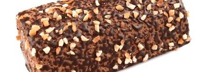 Rocambole Mesclado de Nozes e Chocolate
