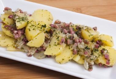 Receita de Salada Alemã - Salada-alemã-380x258