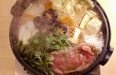 Receita de Sukiyaki - Sukiyaki-380x248