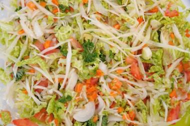 Receita de Salada Húngara e Salada Especial de Repolho - Salada-Húngara-e-salada-especial-de-repolho-380x253