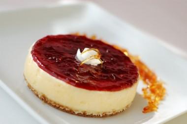 Receita de Minicheesecake - Minicheesecake-380x253