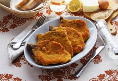 Receita de Bisteca de Porco à Milanesa - Bisteca-de-porco-à-milanesa-380x262