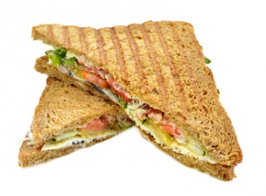Sanduíche grelhado